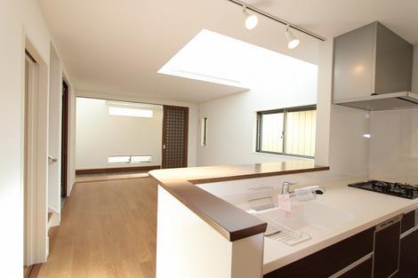 志木市でトラストステージの建物をご購入頂いたK様邸・Y様邸の画像1