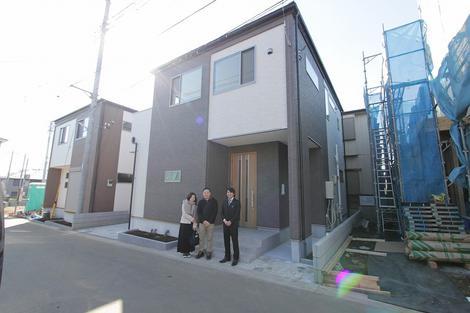 和光市でトラストステージの建物をご購入頂いたI様邸の画像1