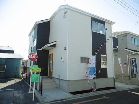 新座市で新築一戸建住宅をご購入頂いたF様邸の画像1