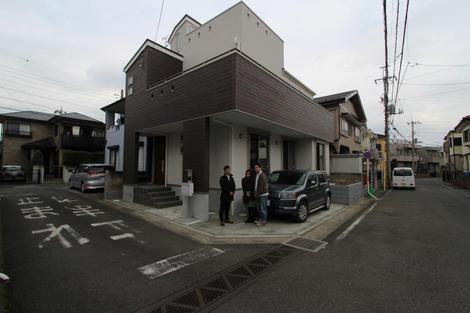 富士見市でトラストステージの建物をご購入いただいたS様邸の画像1