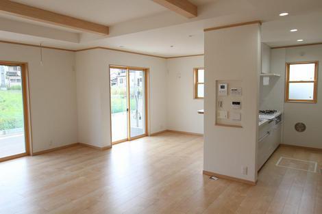 朝霞市で新築一戸建住宅をご購入頂いたK様邸の画像1