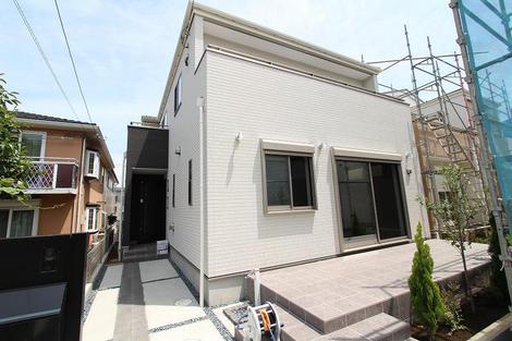 富士見市でトラストステージの建物をご購入いただいたK様邸の画像1