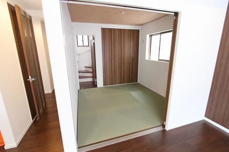 富士見市でトラストステージの建物をご購入いただいたK様邸の画像5
