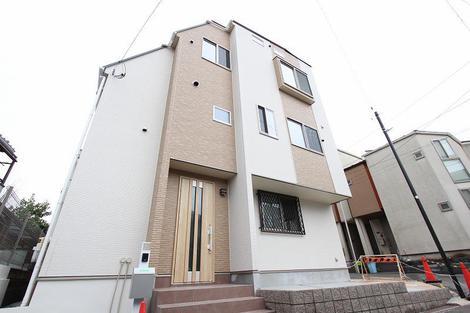 西東京市で新築一戸建住宅をご購入いただいたY様邸の画像1