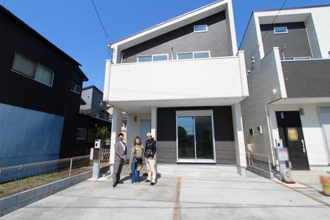 朝霞市で新築一戸建住宅をご購入頂いたT様邸の画像1
