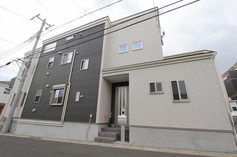 新座市で二世帯注文住宅をご購入いただいたM様邸の画像2