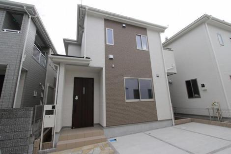富士見市で新築一戸建住宅をご購入頂いたO様邸の画像1