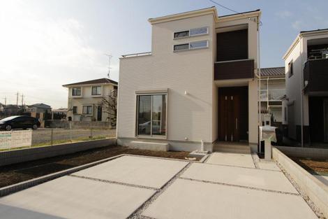 志木市でトラストシリーズをご購入頂いたA様邸の画像1
