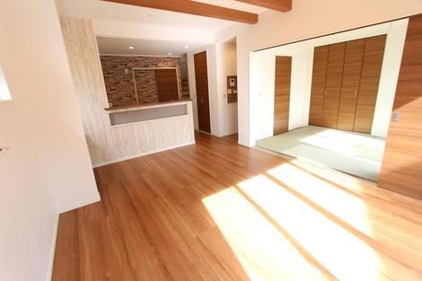 富士見市でトラストシリーズをご購入頂いたO様邸の画像4