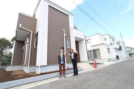富士見市でトラストシリーズをご購入頂いたO様邸の画像1