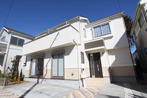 東久留米市で新築一戸建住宅をご購入いただいたG様邸の画像1