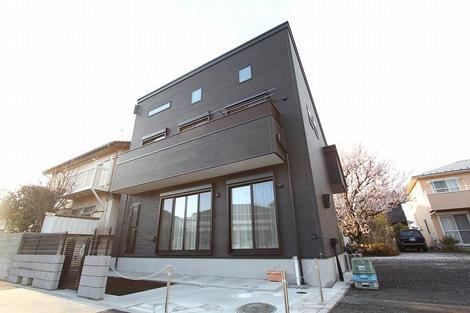 西東京市で注文住宅をご購入いただいたY様邸の画像1