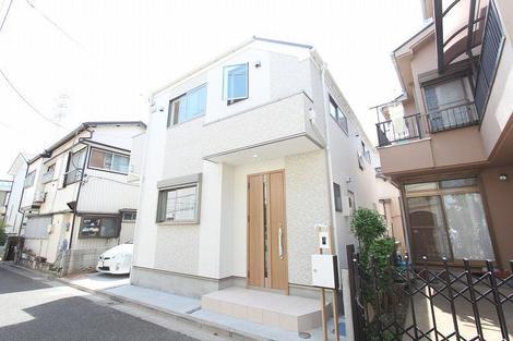 練馬区で新築一戸建住宅をご購入頂いたS様邸の画像1