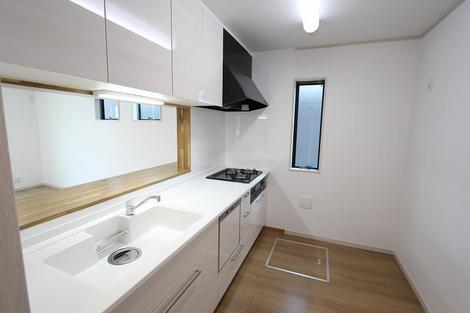 練馬区で新築一戸建住宅をご購入頂いたK様邸の画像2