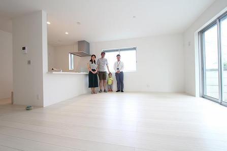 西東京市で新築一戸建住宅をご購入頂いたS様邸