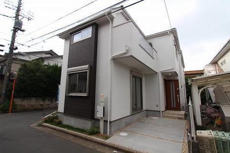 朝霞市で新築一戸建てをご購入頂いたO様邸の画像1