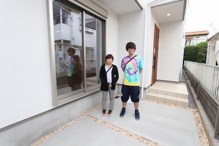 朝霞市で新築一戸建てをご購入頂いたO様邸