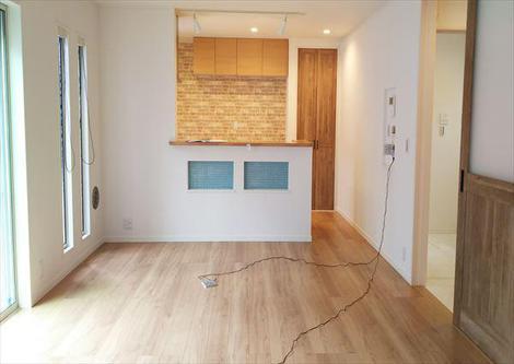 新座市で当社の新築一戸建てをご購入されたN様邸の画像2