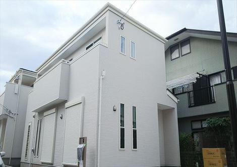 新座市で当社の新築一戸建てをご購入されたN様邸の画像1