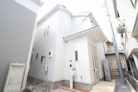 練馬区で新築一戸建住宅をご購入頂いたY様邸の画像2