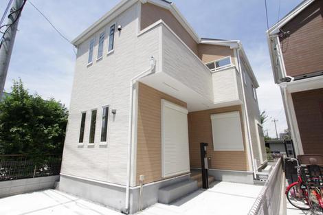ふじみ野市で新築一戸建住宅をご購入頂いたT様邸の画像1