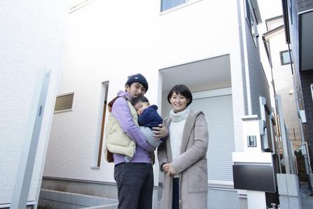 富士見市でトラストステージをご購入頂いたI様邸