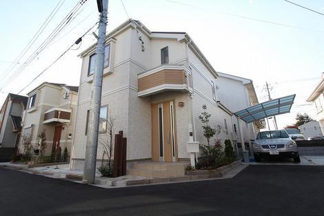 東久留米市で新築一戸建をご購入頂いたK様邸の画像1