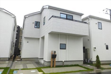朝霞市で新築一戸建住宅をご購入頂いたS様邸の画像1