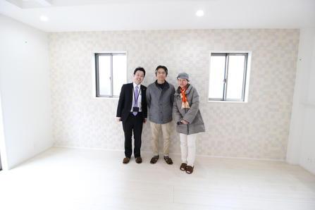 板橋区で新築一戸建住宅をご購入頂いたA様邸