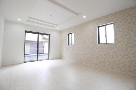 板橋区で新築一戸建住宅をご購入頂いたA様邸の画像3