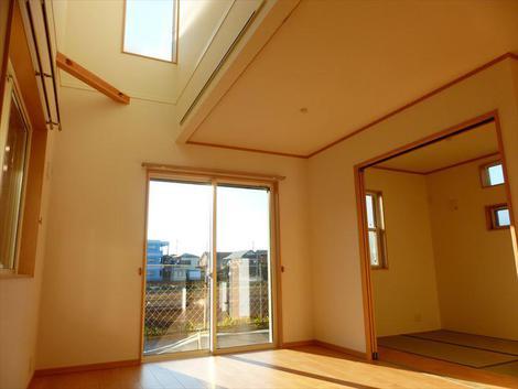 志木市でトラストシリーズをご購入頂いたH様邸の画像1