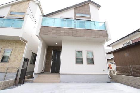 板橋区で新築一戸建住宅をご購入頂いたA様邸の画像1