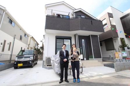 西東京市で新築一戸建住宅をご購入頂いたO様邸