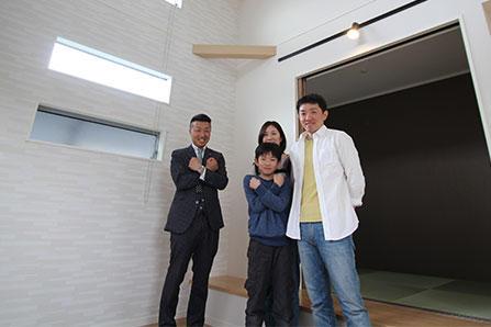 和光市でトラストステージをご購入頂いたS様邸