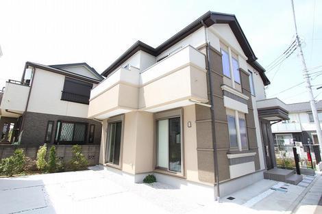 西東京市で新築一戸建住宅をご購入いただいたH様邸の画像1