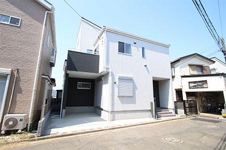 和光市でトラストステージをご購入頂いたS様邸の画像1