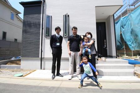 三芳町でトラストステージをご購入頂いたK様邸