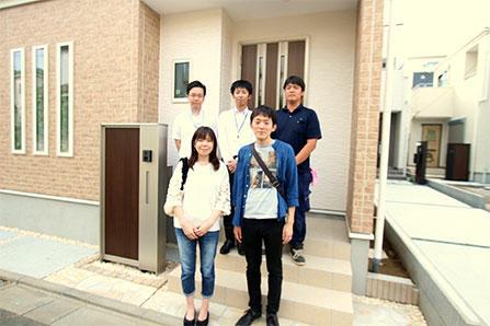 三芳町でトラストステージをご購入頂いたO様邸