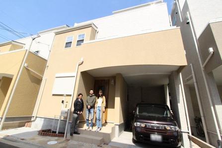 志木市でトラストステージをご購入頂いたU様邸