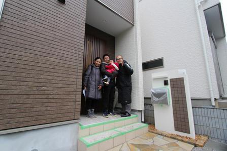 志木市でトラストステージをご購入頂いたY様邸