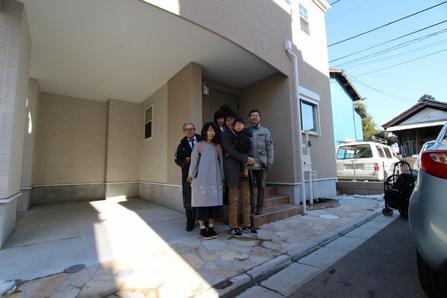 志木市でトラストステージをご購入頂いたM様邸