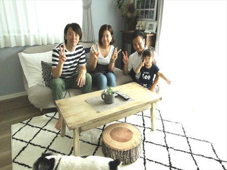 志木市でトラストステージをご購入頂いたS様邸