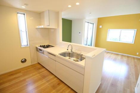 練馬区で新築一戸建住宅をご購入頂いたO様邸の画像1