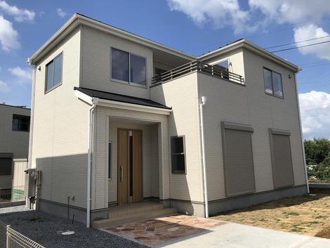 川越市で新築一戸建住宅をご購入頂いたK様邸の画像1