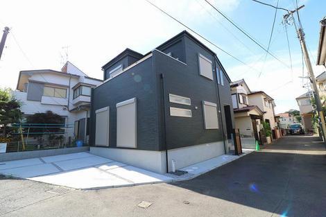 清瀬市でトラストステージをご購入頂いたE様邸の画像1