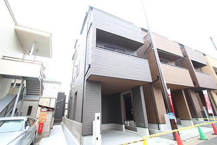 朝霞市でトラストステージをご購入頂いたK様邸の画像1