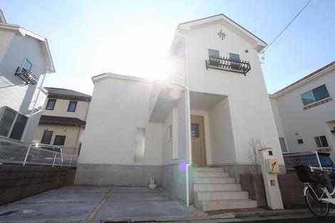 練馬区で新築一戸建住宅をご購入頂いたM様邸の画像1