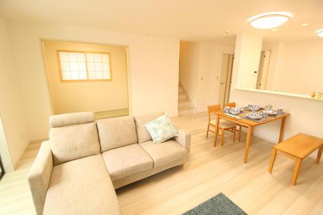 板橋区で新築一戸建住宅をご購入頂いたI様邸の画像2