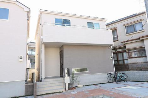 富士見市で新築一戸建住宅をご購入いただいたK様邸の画像1