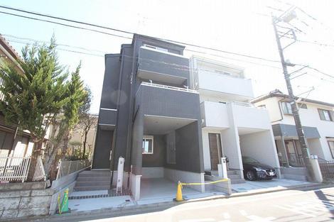 所沢市でトラストステージをご購入頂いたI様邸の画像1